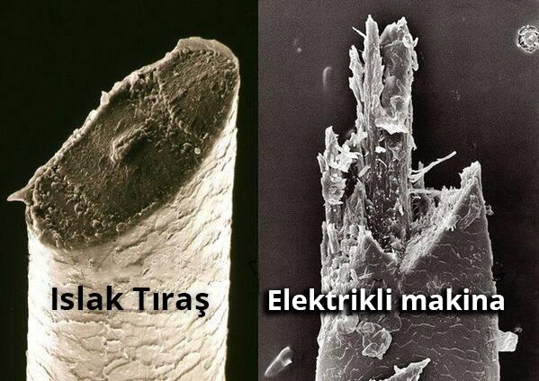 Islak Tıraş vs Elektrikli Tıraş