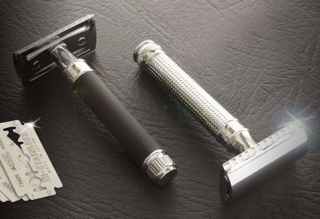 jiletli tıraş makinesi