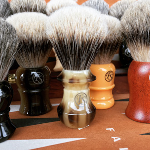 Frank Shaving Brushes