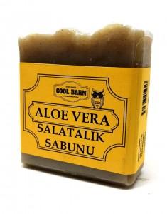 Cool Barn - Aloe Vera ve Salatalık Özlü Cilt Bakım Sabunu