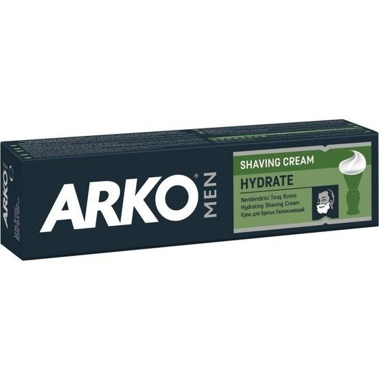 Arko Tıraş Kremi Hydrate, 100 gr