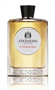 Atkinsons 24 Old Bond Street Eau de Cologne, 100 ml - Thumbnail