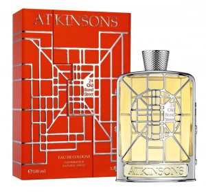 Atkinsons - Atkinsons 24 Old Bond Street Limited Edition Eau de Cologne, 100 ml