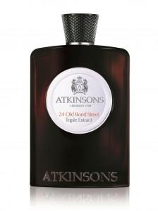 Atkinsons 24 Old Bond Street Triple Extract Eau de Cologne, 100 ml - Thumbnail
