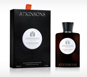 Atkinsons - Atkinsons 24 Old Bond Street Triple Extract Eau de Cologne, 50 ml