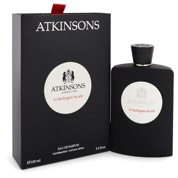 Atkinsons 41 Burlington Arcade Eau de Parfum, 100ml