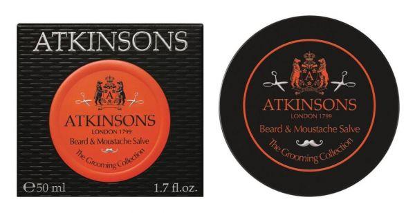 Atkinsons Sakal & Bıyık Bakım Kremi, 50 ml