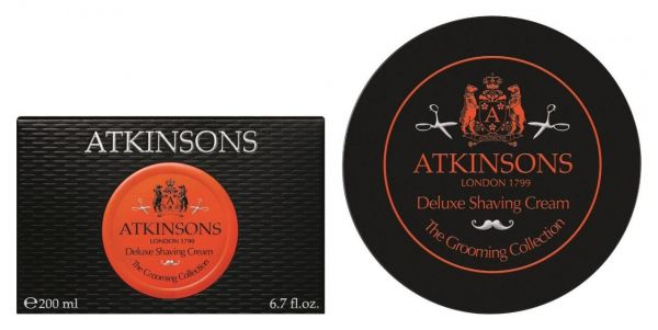 Atkinsons Tıraş Kremi, 200 ml