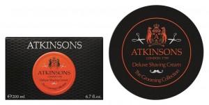 Atkinsons - Atkinsons Tıraş Kremi, 200 ml