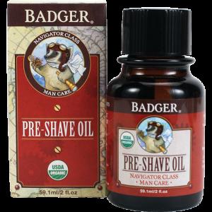 Badger - Badger Tıraş Öncesi Yağı, 59.1 ml