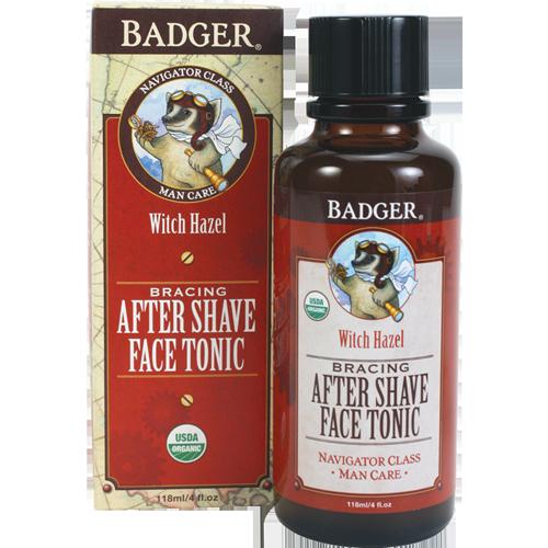 Badger Tıraş Sonrası Tonik, 118 ml