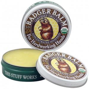 Badger - Badger Yıpranmış Eller için Balsam, 21 gr