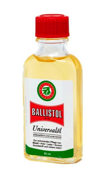Ballistol Universal Oil, 50 ml bottle