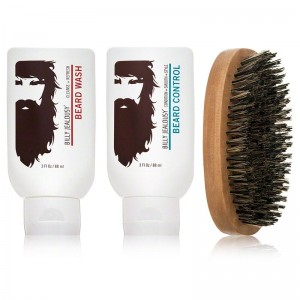 Billy Jealousy - Billy Jealousy Beard Envy Sakal Bakım Kiti, 2*88 ml