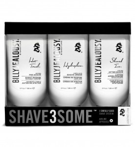 Billy Jealousy Shave3Some Tıraş Üçlüsü, 3*88 ml - Thumbnail