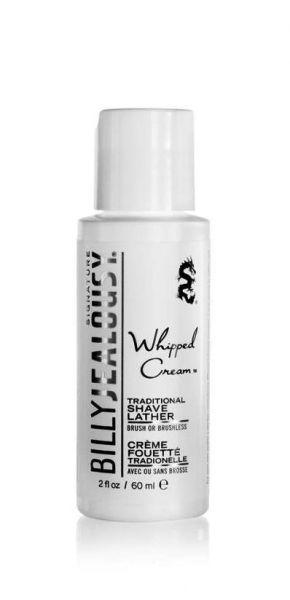 Billy Jealousy Whipped Cream Geleneksel Tıraş Kremi, 60 ml