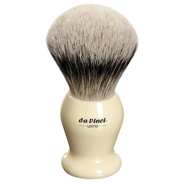 Da Vinci UOMO 294 Tıraş Fırçası, Silvertip Badger