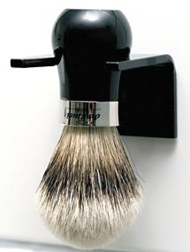 Da Vinci - Da Vinci UOMO Tıraş Fırçası Standı, Siyah