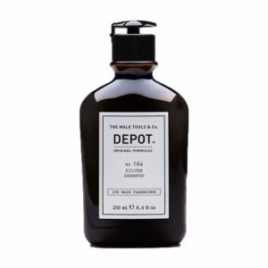 Depot - Depot No.104 Gri-Beyaz Saçlara Özel Silver Şampuan, 250 ml