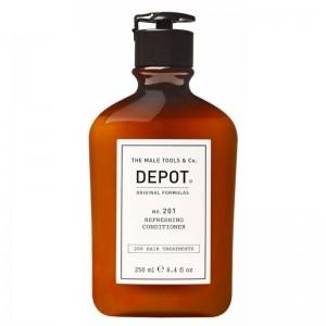Depot - Depot No.201 Canlandırıcı Etkili Saç Kremi, 250 ml
