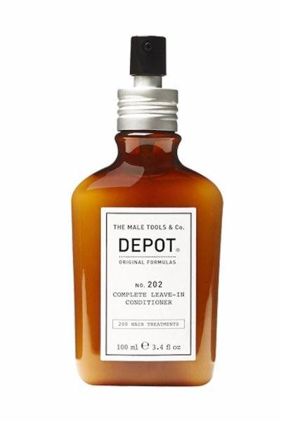 Depot No.202 Durulanmayan Saç ve Sakal Kremi, 100 ml