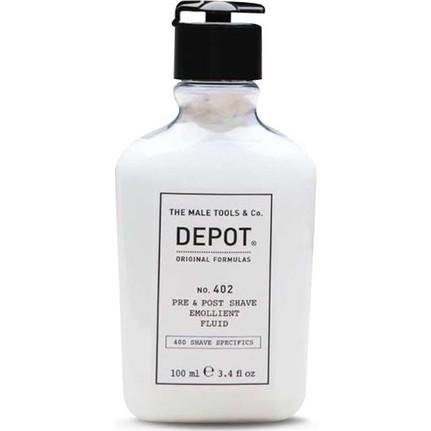 Depot No.402 Tıraş Öncesi ve Sonrası Nemlendirici Losyon, 100 ml