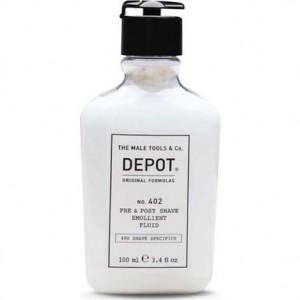 Depot - Depot No.402 Tıraş Öncesi ve Sonrası Nemlendirici Losyon, 100 ml