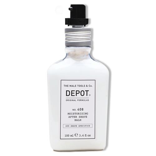 Depot No.408 Tıraş Sonrası Nemlendirici Balsam, 100 ml