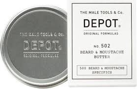 Depot - Depot No.502 Sakal ve Bıyık Yağı, 30 ml