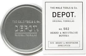 Depot No.502 Sakal ve Bıyık Yağı, 30 ml