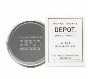 Depot - Depot No.503 Sakal ve Bıyık Şekillendirici Cila, 30 ml