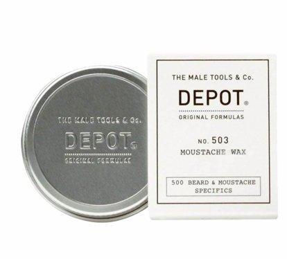 Depot No.503 Sakal ve Bıyık Şekillendirici Cila, 30 ml