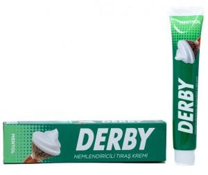 Derby Shaving Cream Menthol, 100 gr - Thumbnail