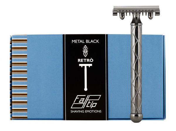 Fatip Retro Nero Jiletli Tıraş Makinesi