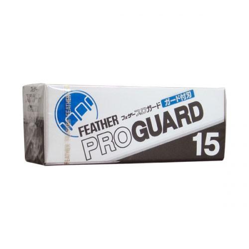 Feather Proguard Ustura Jileti, 15'li kutu