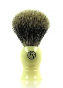 Frank Shaving - Frank Shaving PU21-IV16 Pure Badger Tıraş Fırçası