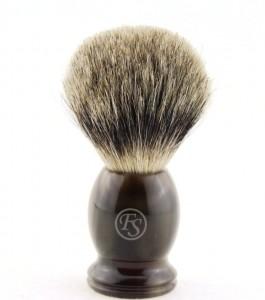 Frank Shaving - Frank Shaving PU22-FH35 Pure Badger Tıraş Fırçası