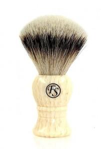 Frank Shaving - Frank Shaving SI20-FI20 Silvertip Badger Tıraş Fırçası