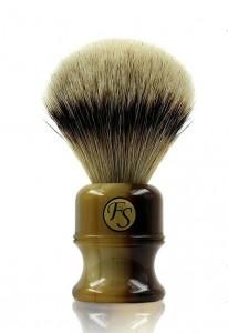Frank Shaving - Frank Shaving SI21-FH03 Silvertip Badger Tıraş Fırçası