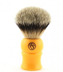 Frank Shaving - Frank Shaving SI24-BU18 Silvertip Badger Tıraş Fırçası