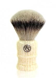 Frank Shaving - Frank Shaving SI24-FI26 Silvertip Badger Tıraş Fırçası