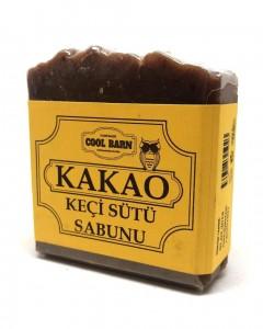 Cool Barn - Kakao ve Keçi Sütlü Cilt Bakım Sabunu