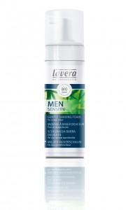 Lavera - Lavera Organik Tıraş Köpüğü - Bambu & Aloe Vera, 150 ml