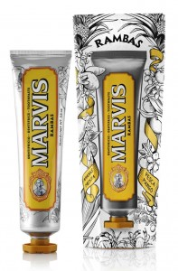 Marvis - Marvis Rambas Diş Macunu, 75ml