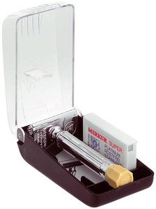 Merkur Progress 570 Ayarlanabilir Jiletli Tıraş Makinesi, Krom - Thumbnail