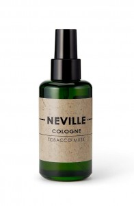 Neville - Neville Cologne, Tobacco Musk, 100 ml
