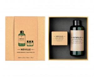 Neville Fırçasız Islak Tıraş Seti - Thumbnail