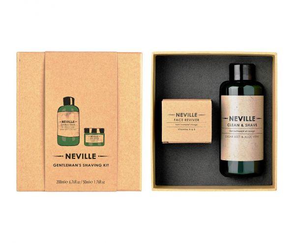 Neville Fırçasız Islak Tıraş Seti