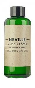 Neville - Neville Temizleyici ve Tıraş Jeli, 200 ml