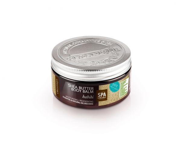 Organique Shea Butter Balsam, 100 ml